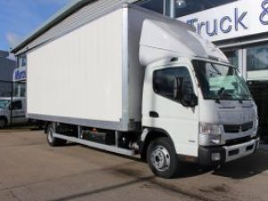 New Fuso Canter GRP Body with Tail Lift