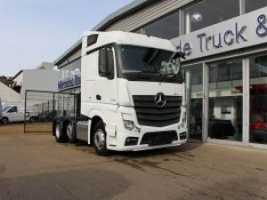 Mercedes Actros 2545 Streamspace