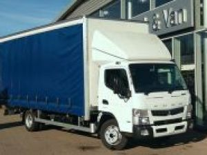 Canter 7C18 Duonic Curtain body
