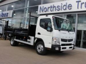 New Fuso Canter Steel Tipper