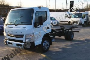 Fuso Canter Trucks for sale & in Stock | 3 5t to 8 5t | at